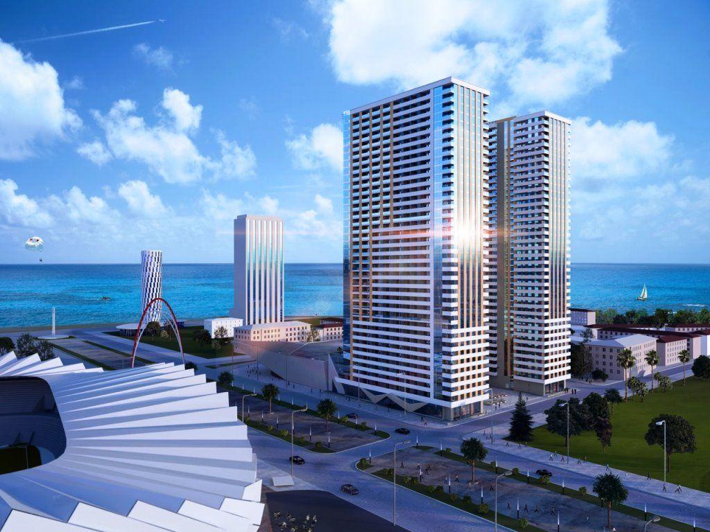 Новый жилой комплекс на Аллее Героев — Black Sea Towers