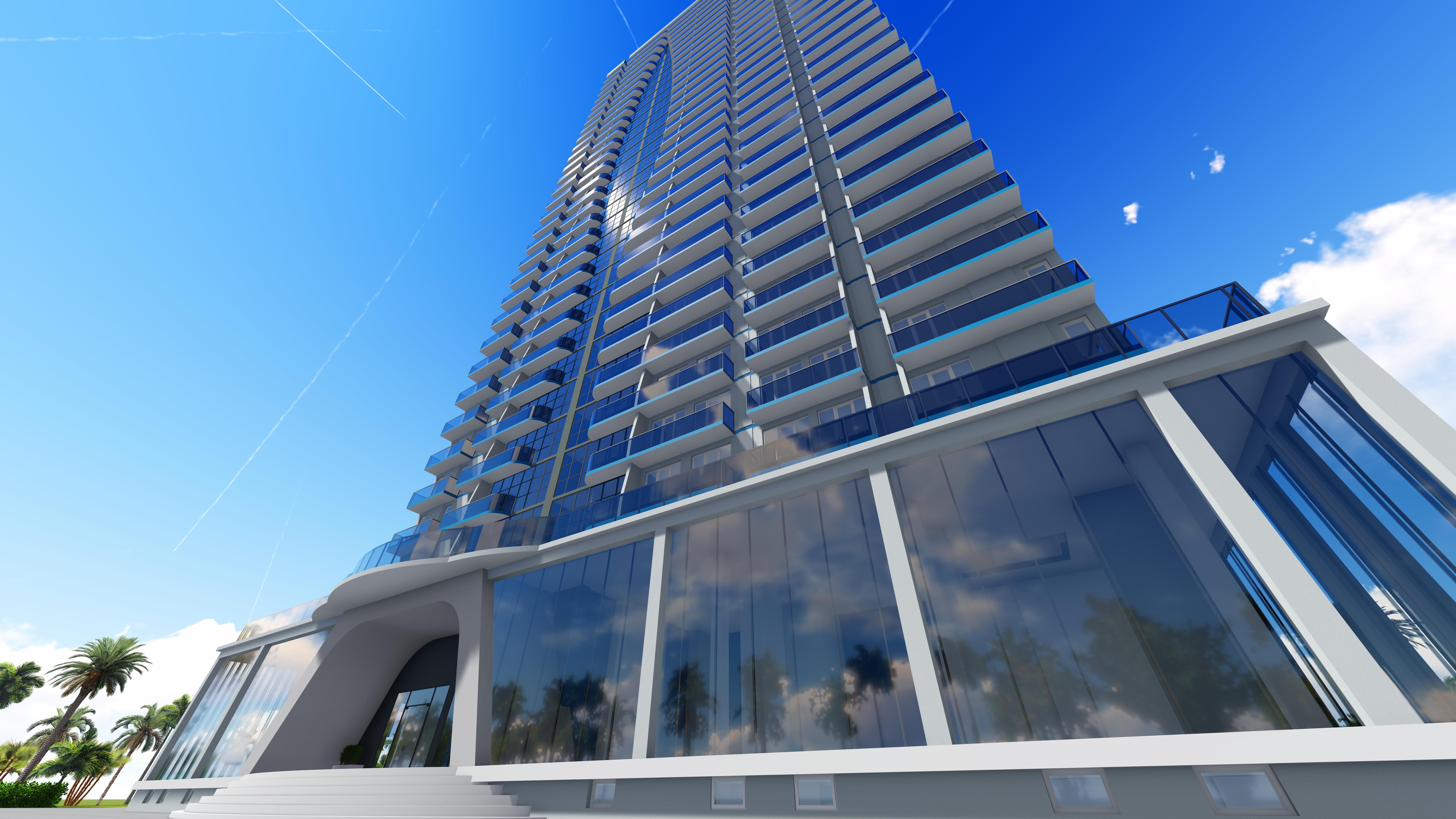 Гостинично-жилой комплекс  Horizont 2