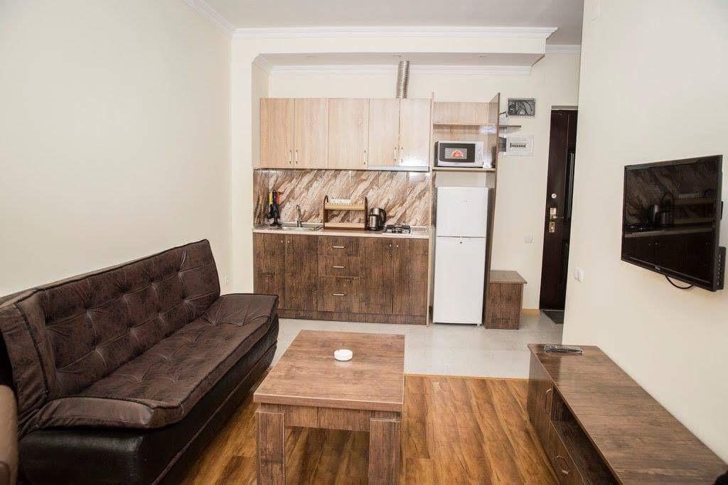 Новые апартаменты по разумной цене