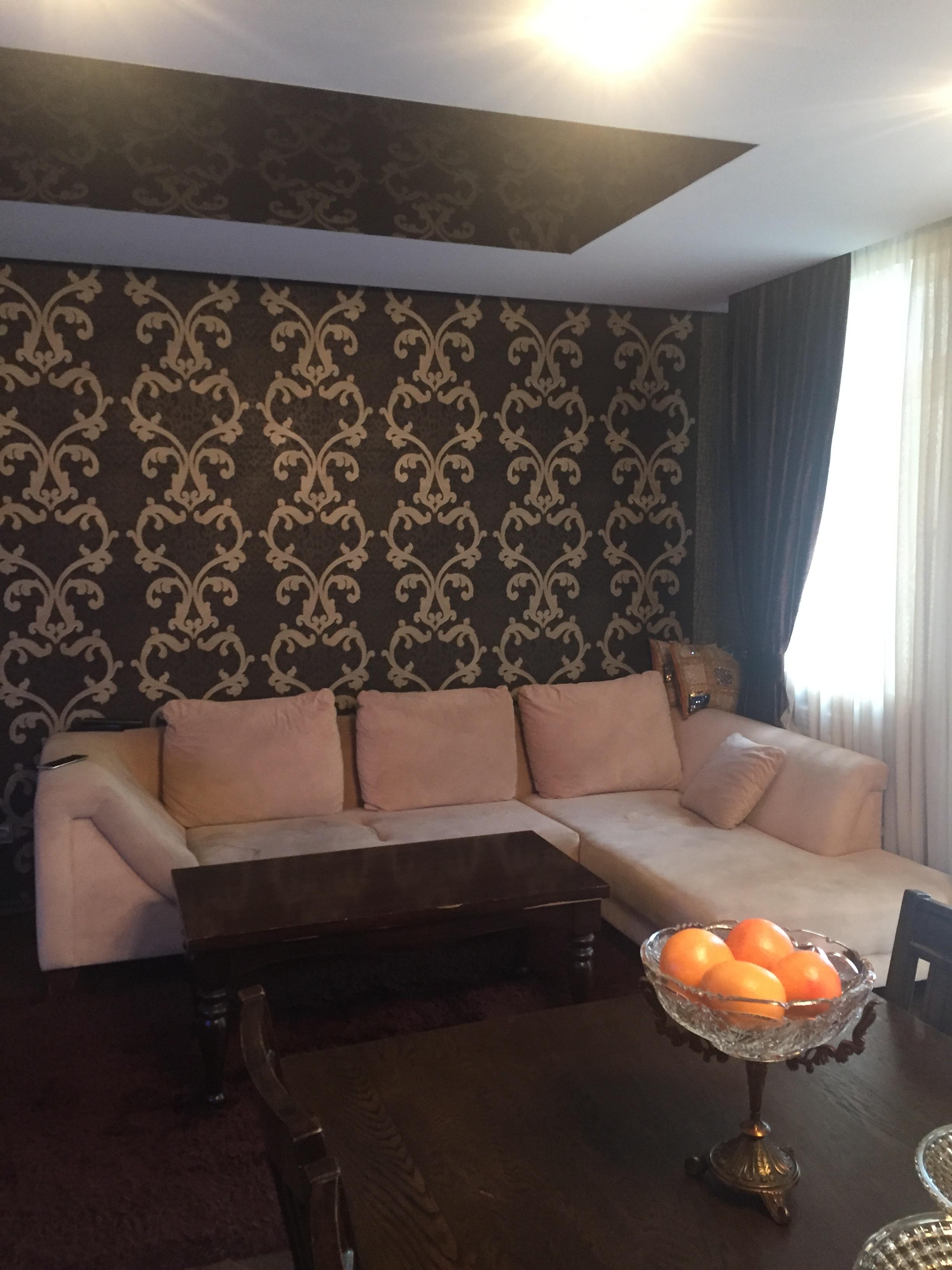 Роскошная квартира с мебелью и техникой