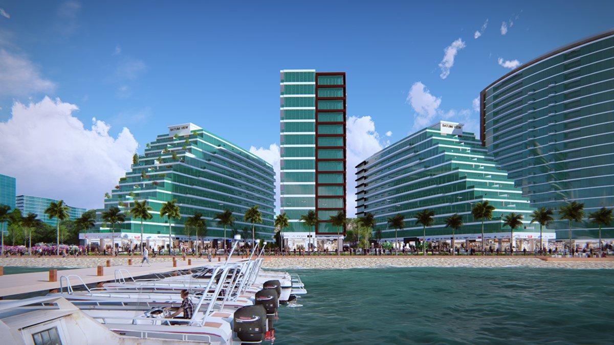 Эксклюзивный комплекс в 20 метрах от моря