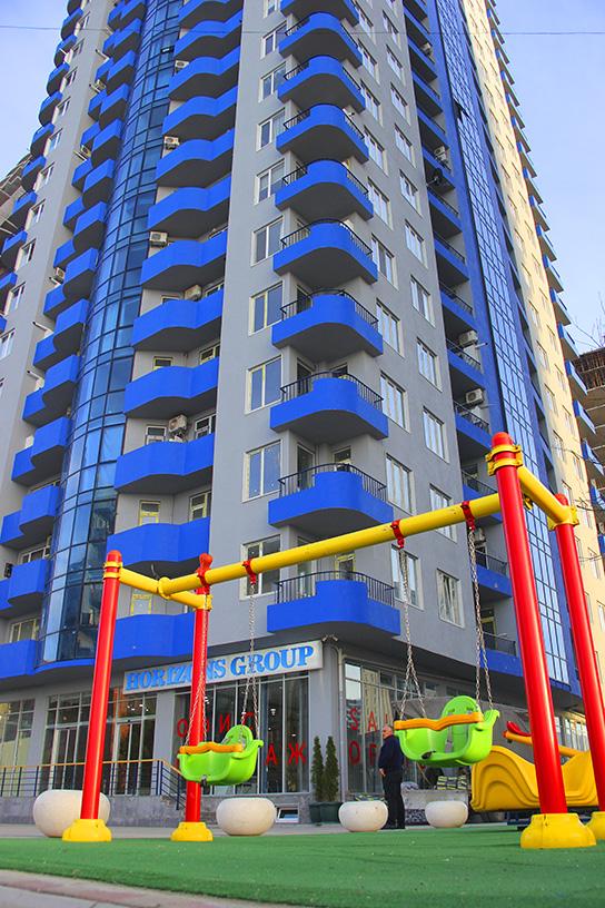 Гостинично-жилой комплекс Horizont 1