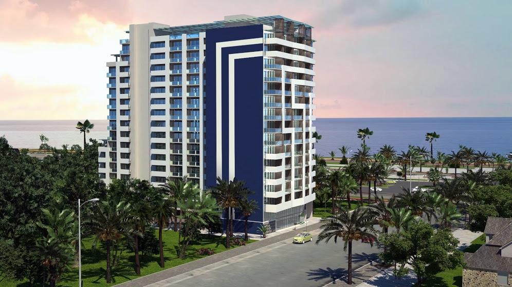 AL MARE – 15 этажный жилой комплекс в 100 метрах от моря [Ал маре]