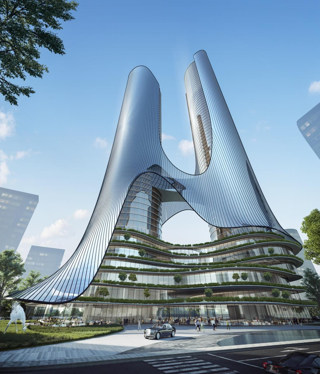 West Towers Batumi